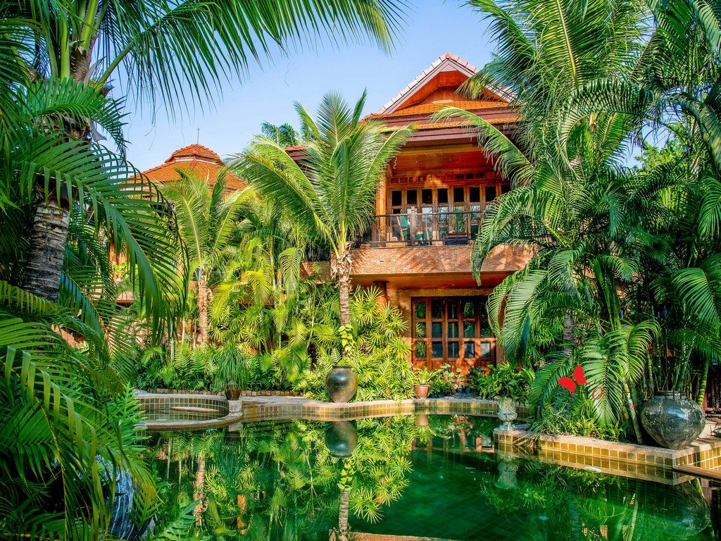 Your own tropical paradise at Hua Hin's best address