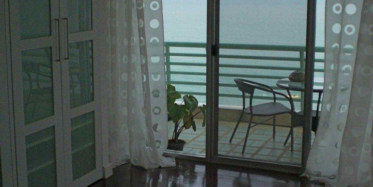 Master Bedroom- Balcony