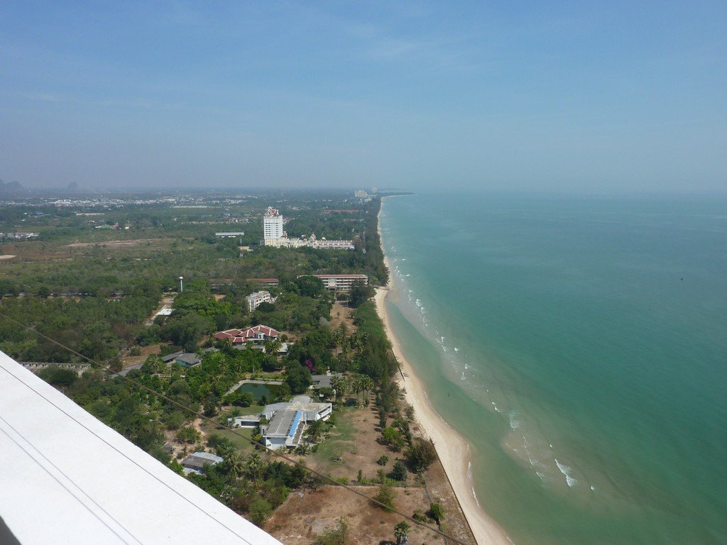 Absolute Beach Front Two Storey Penthouse Condominium