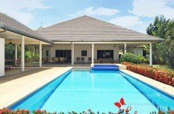 Hua Hin Real Estate 3 bedroom with piool