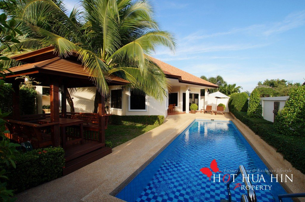 Well built Pool Villa Close to Town, Finance Available