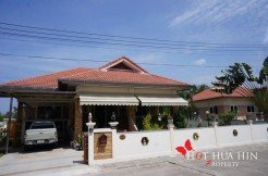 Hua Hin Real Estate House For Sale