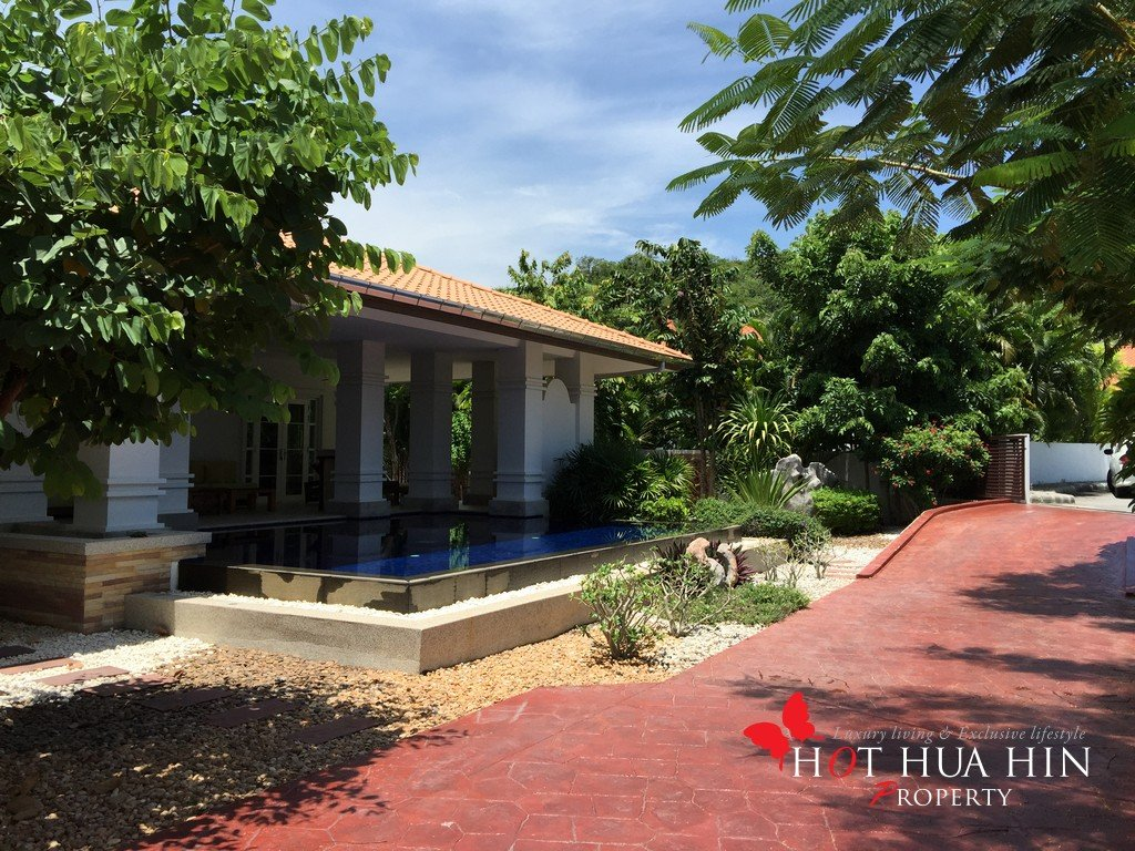 Resort home for sale in Hua Hin, AG-B4100