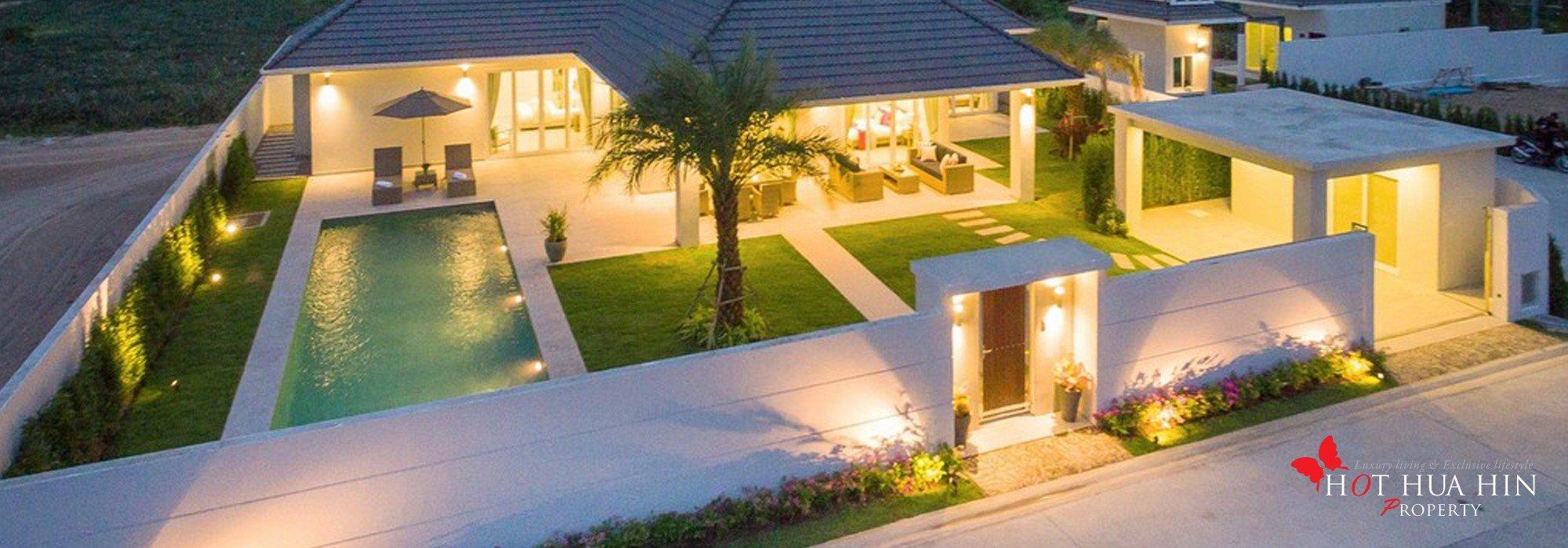 Baan Phu Thara, Hua Hin's fullest featured development