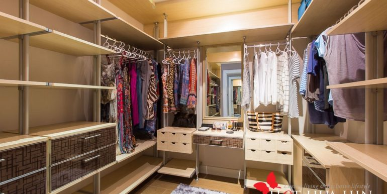 Master Bedroom Walk In Closet 2