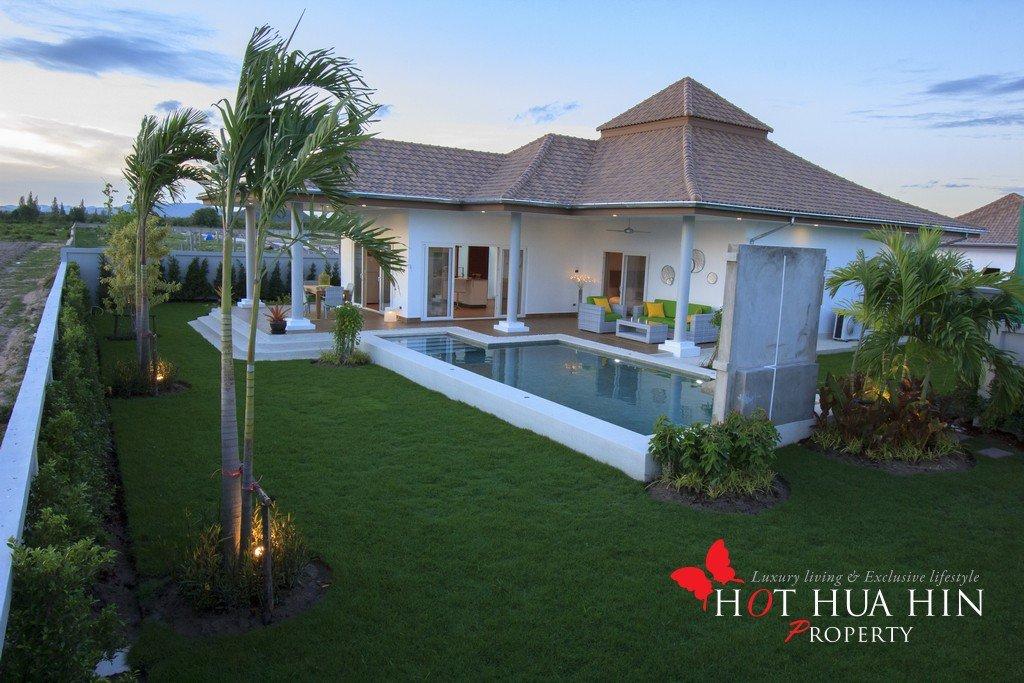 Villa Orchid from Highly Respected Multi-Award Winning Developer