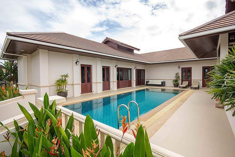 Well Built Pool Villa For Sale in Hua Hin, AG-B146