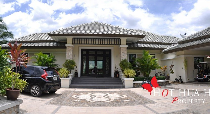 Rare Golf Course House With Amazing Views - Panorama2