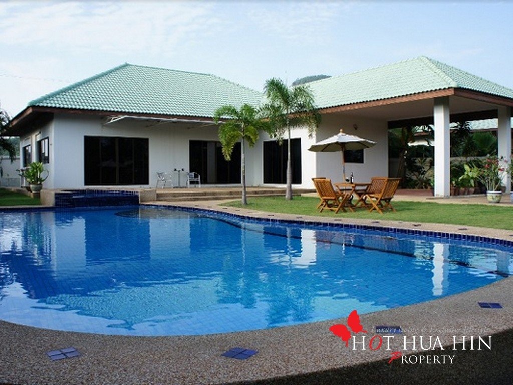 3 Bedroom Pool Villa in a completed development