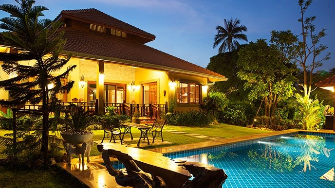 Quality Pool Villa in one of Hua Hin's Best Developments
