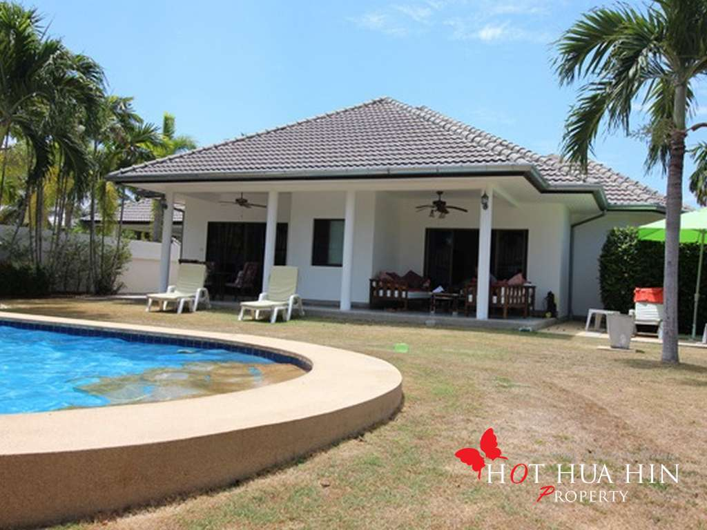 Three Bedroom Pool Villa in a Completed Development