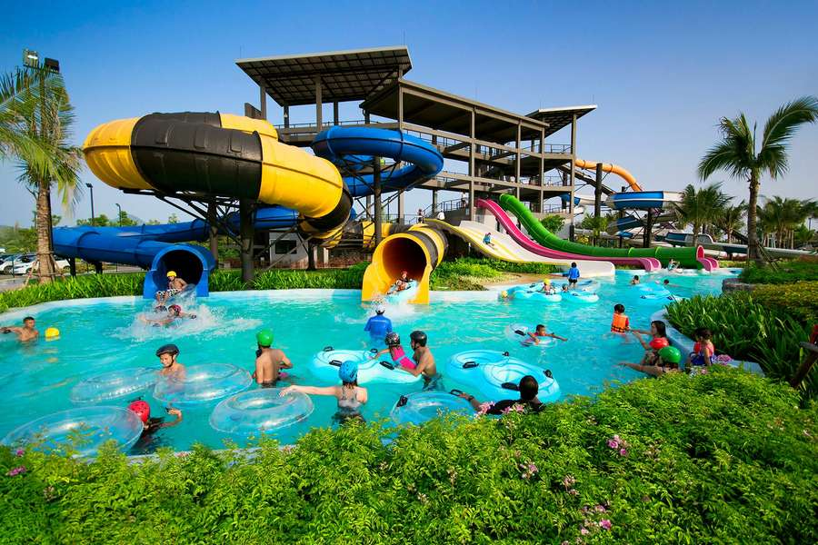 Water Park at Black Mountain