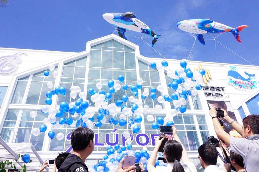 Hua Hin Shopping Mall BluPort
