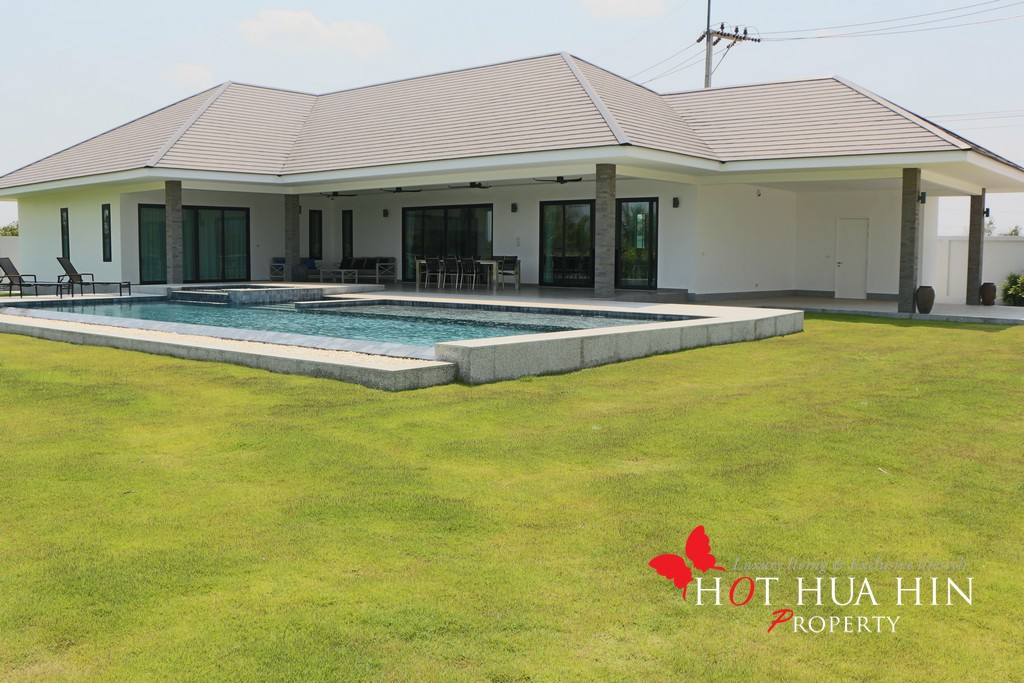 Brand New, Well Built, Energy Efficient, Pool Villa