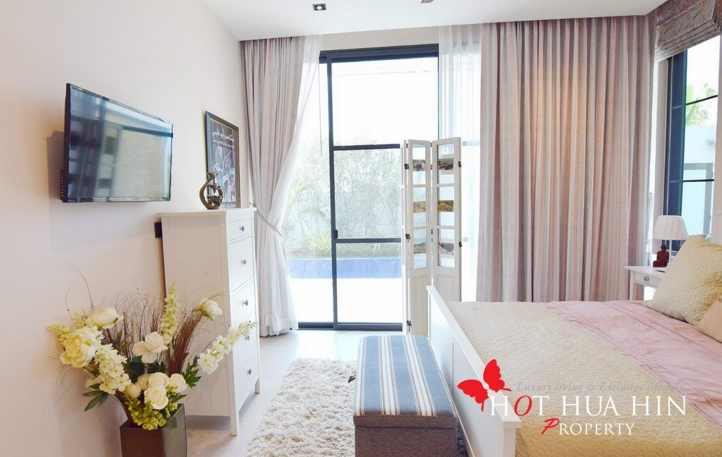 bedroom 2 - 3