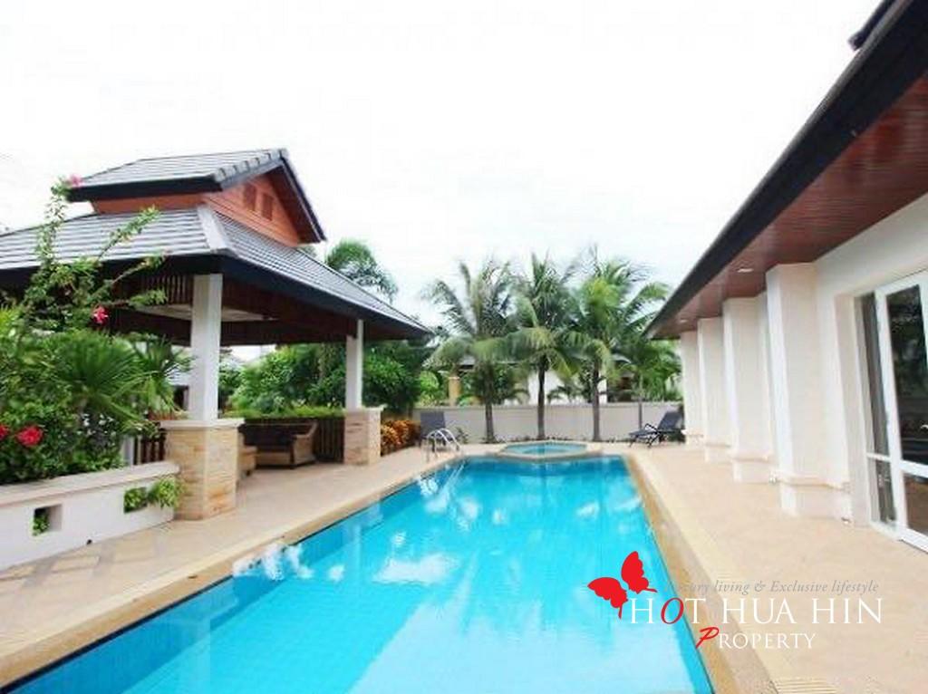Well-Built 3 Bedroom Pool Villa In Completed Development