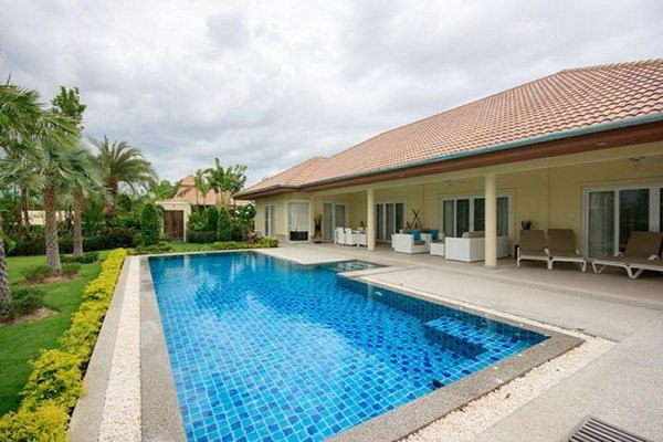 Three Bedroom Pool Villa On Large Land, Heavily Discounted