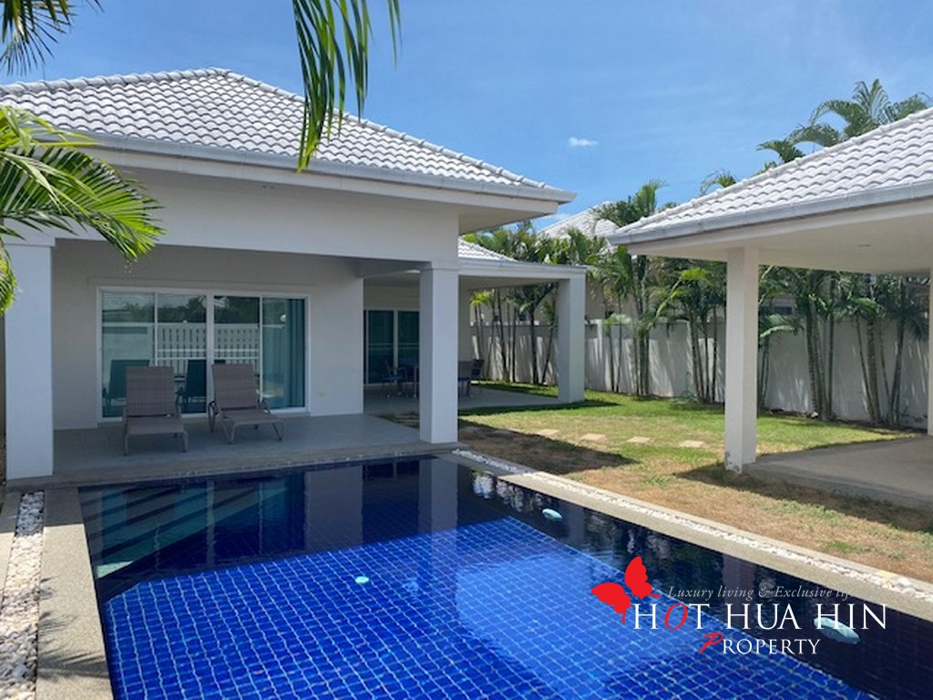Well Priced 3 Bedroom House With Pool
