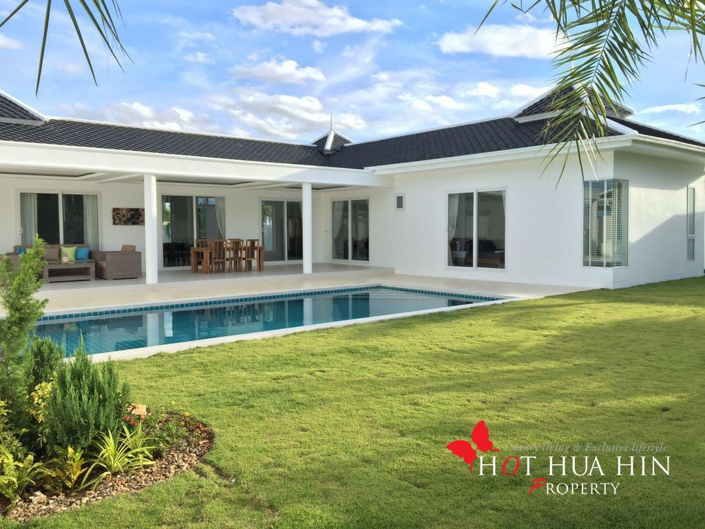 Three-bedroom Home With Pool In Award Winning Development