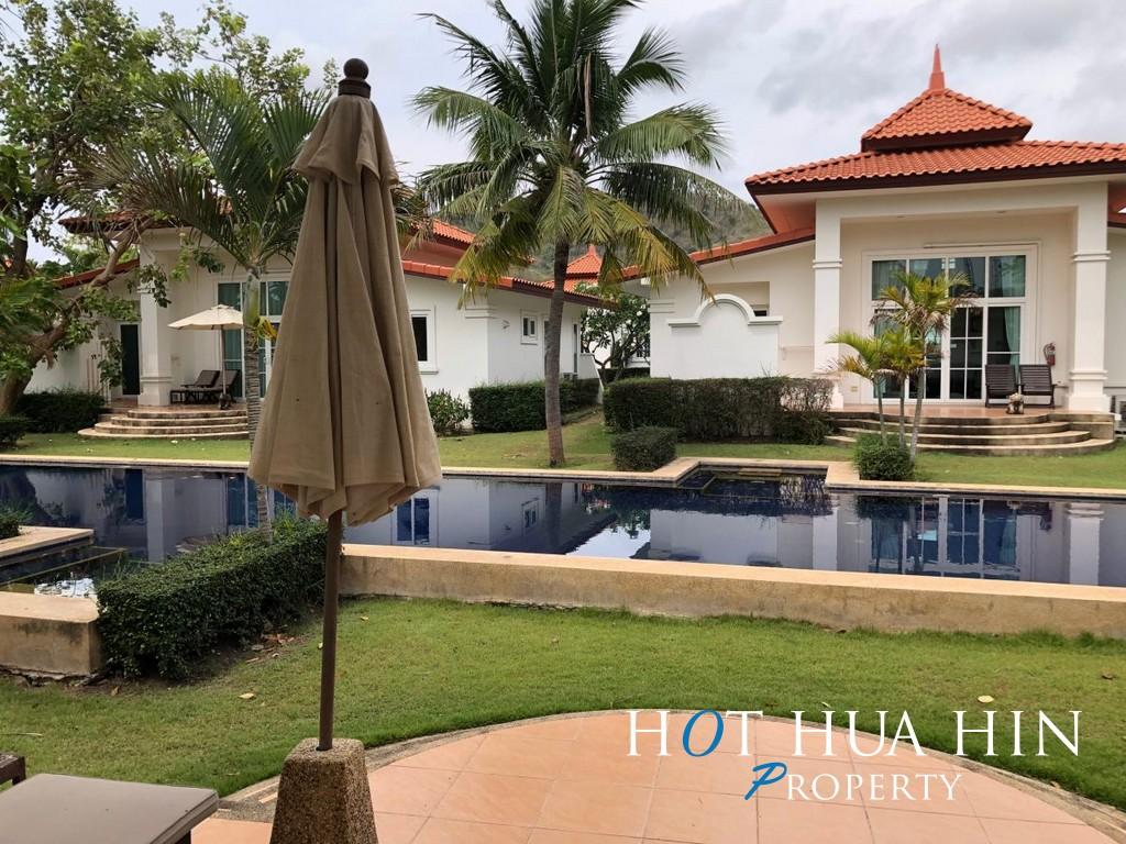 Banyan Resort Two Bedroom, Golf Membership