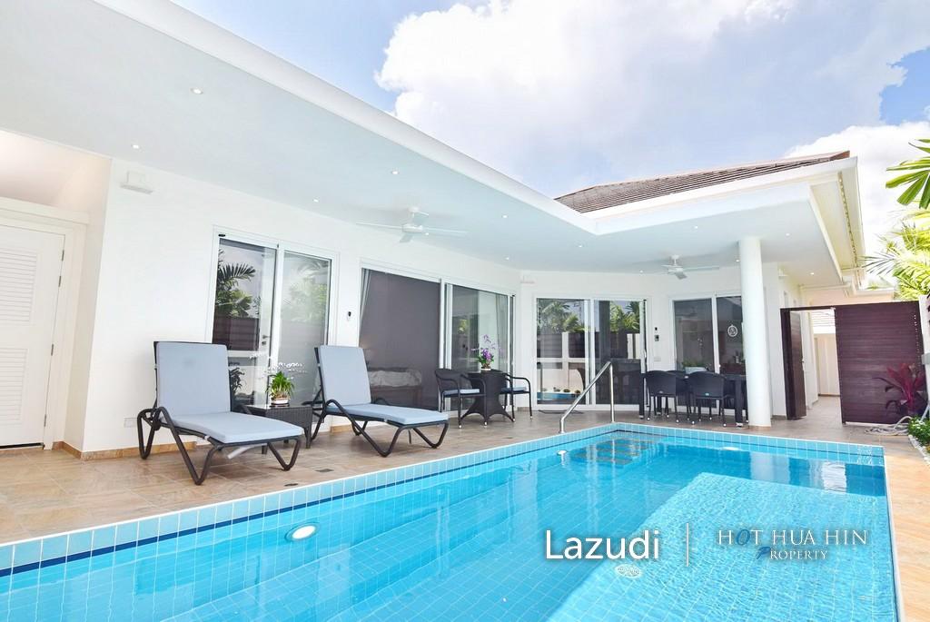 Quality Built Two Bedroom Villa
