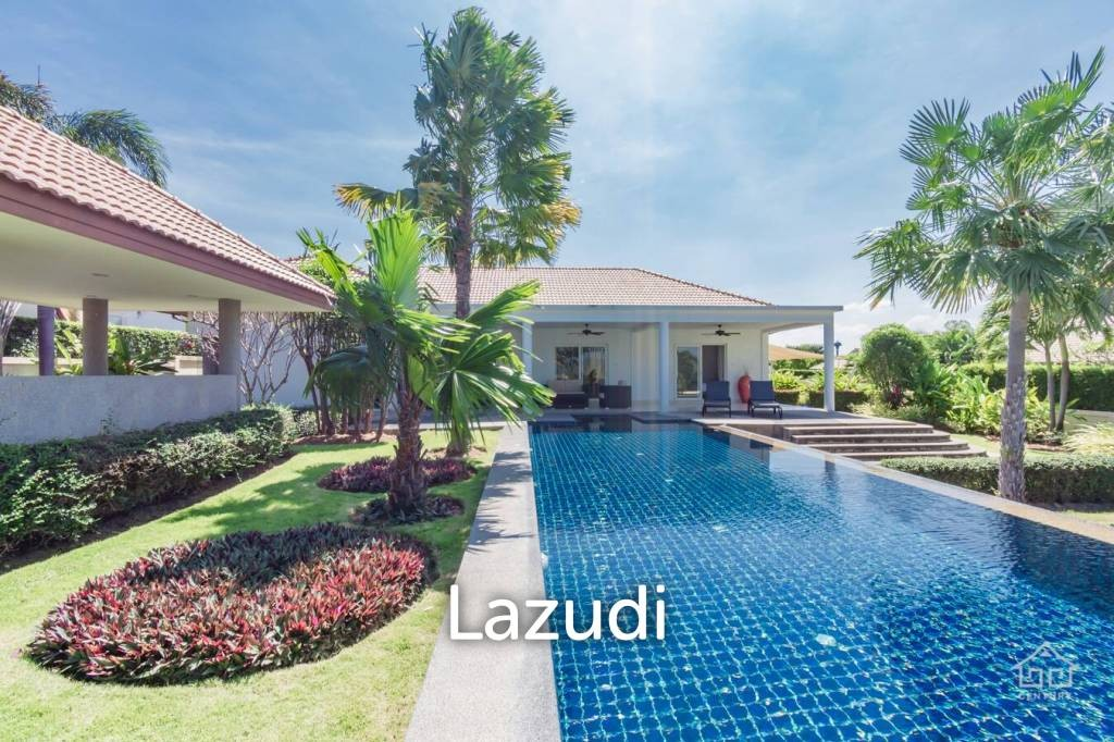 Luxury 3 Bed Pool Villa With Great Views Near Golf Course