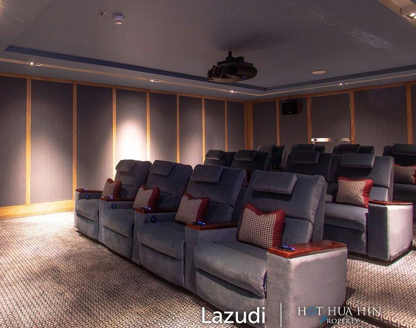 Cinema Room, 7th floor